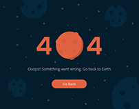 21 Free (Error 404 Page) Templates for Web Designers
