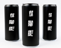 Cans Mock-up