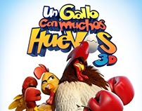 "Movie ""Un Gallo con Muchos Huevos"""