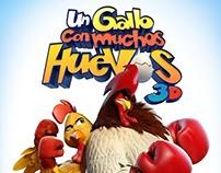 """Movie """"Un Gallo con Muchos Huevos"""""""