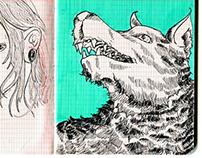 Free-Weekly: Paperways Sketchbook 03