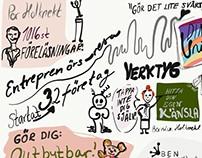 Per Holknekt föreläsning B.E.N Business Event Network