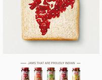 Spec Work:Jam Advertisment