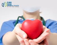 Euro Arabian Hospital Social Media Posts