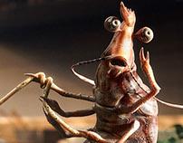 Ladybug & Shrimps