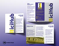BICIHUB BCN Flyer
