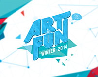 Art of Fun Festival 2014