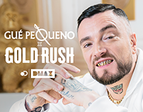 DMAX - Gué Pequeno meets Gold Rush [We Are Social]