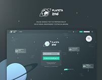 PlanetaZNO (Online External Independent Testing)
