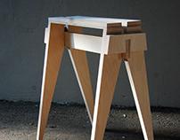OZKA | goat stool version I