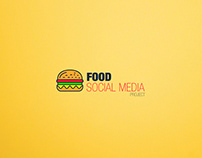 Food Social Media project