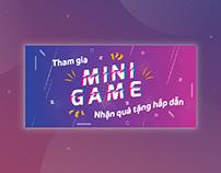 Banner Mini Game