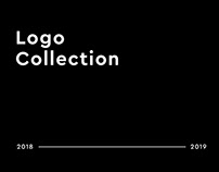 Logo Collection set. 01 2018/2019