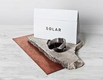 Solar Company - Rebranding