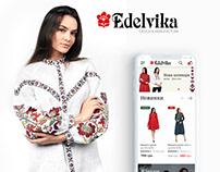 Edelvika - E-commerce | Web design