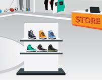 Illustration for Retail