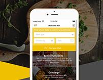 ChefXchange - mobile App