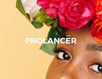 Prolancer Work — UX/UI Design