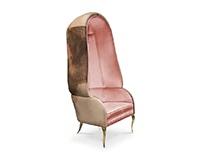 DRAPESSE II Chair | By KOKET