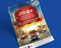 Anúncio Atri Fiat Araraquara