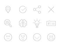 ICONOGRAFíA/ pictograms