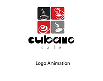 Cubano Logo Animation