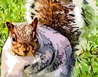 The Tonbridge Squirrel
