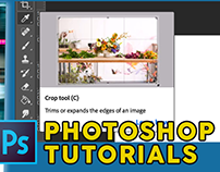 Photoshop Tutorials to teach and inspire