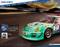 May 26, 2013 Web design / FALKEN