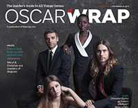 OscarWrap Magazine Actors Issue