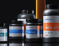 GEON — Sport Nutrition