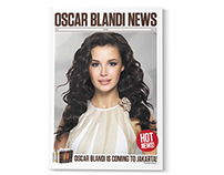 Oscar Blandi Indonesia Press Kit