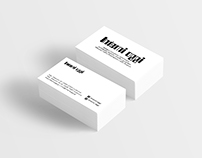 Business card for Interni oggi