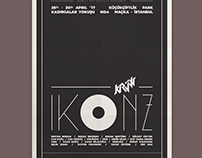 Visuals of Ikonz by Krüw