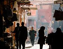 Marrakech, January 2015