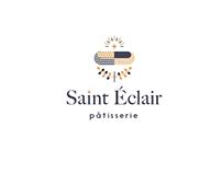 Кондитерская Saint Eclair. Нейминг