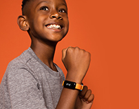 UNICEF Kid Power Band