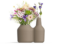 Desiderio Double Vase
