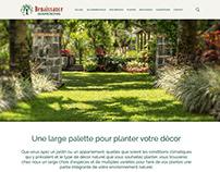 Renaissance Gardens - Website Design