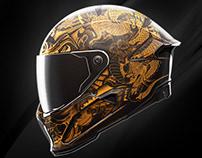 RUROC - Helmet Concept Design