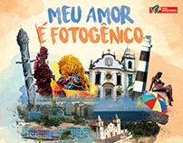 Anúncio - Aniversário Recife e Olinda