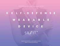 SAFIT - Self-Defense Wearable Device