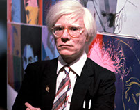 Remembering The Enigma That Was Andy Warhol