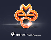 Logo Middle East & Europe Cooperation