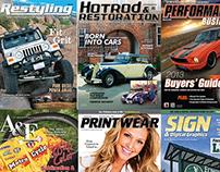 National Business Media: Publication & Ad Design