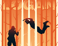 LOGAN (New Version) Poster Art