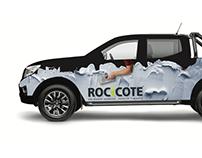 Rockcote Ute Signage