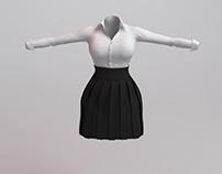 3D Clothes