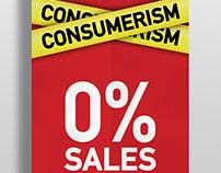 Dignavidad Poster Exhibition 2018 | Consumerism