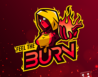 Feel the burn twitch branding